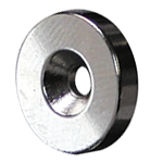Neodymium countersunk ring